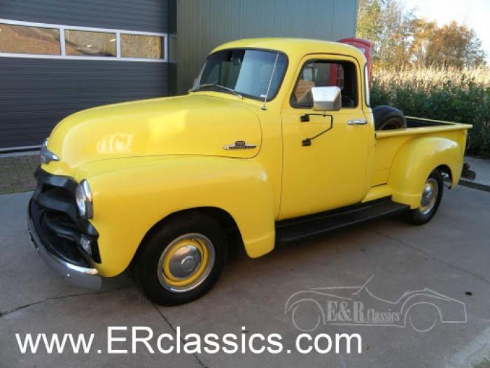 Chevrolet 1955 a vendre