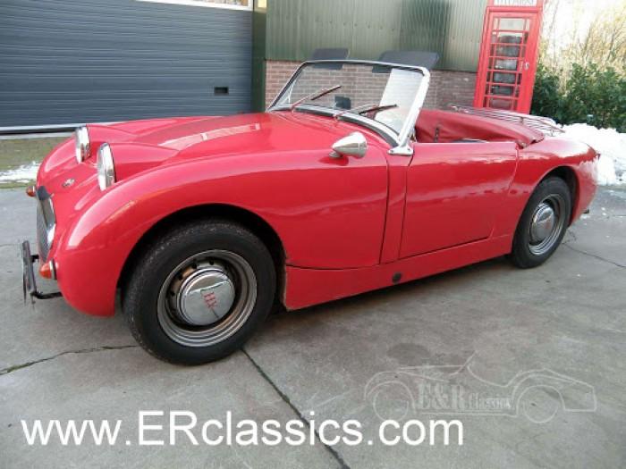 Austin Healey 1959 a vendre