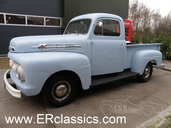 Ford 1952 a vendre