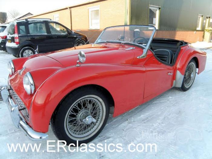 Triumph 1962 a vendre