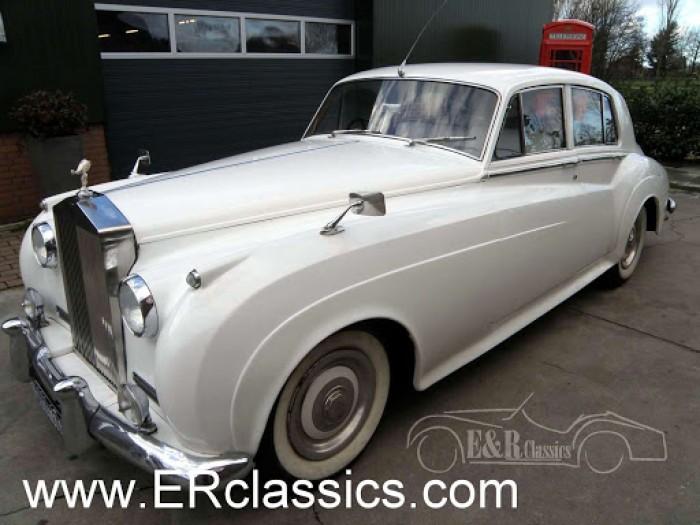 Bentley 1956 a vendre