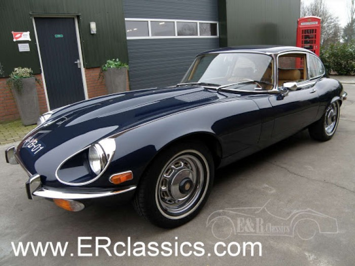 Jaguar 1973 a vendre