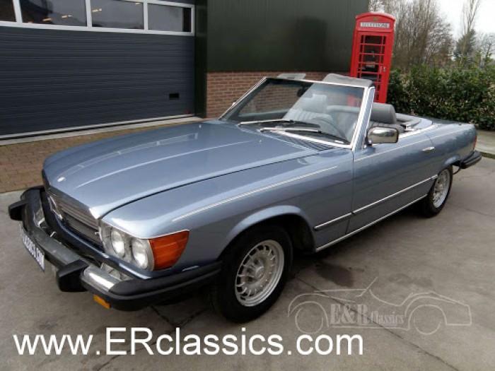 Mercedes 1984 a vendre