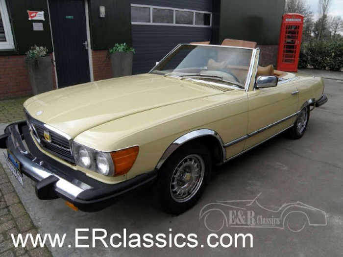 Mercedes 1978 a vendre