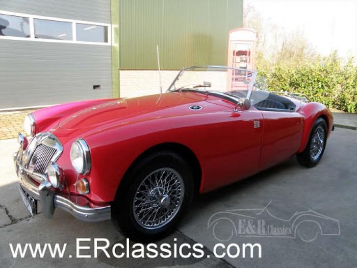 MG 1961 a vendre