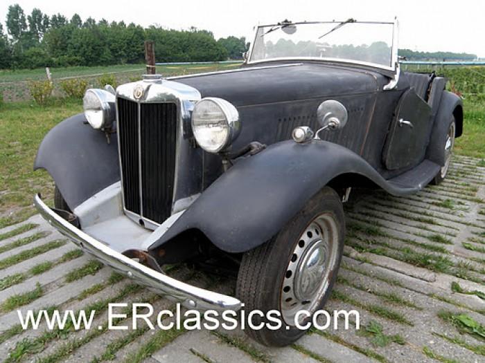 MG 1953 a vendre