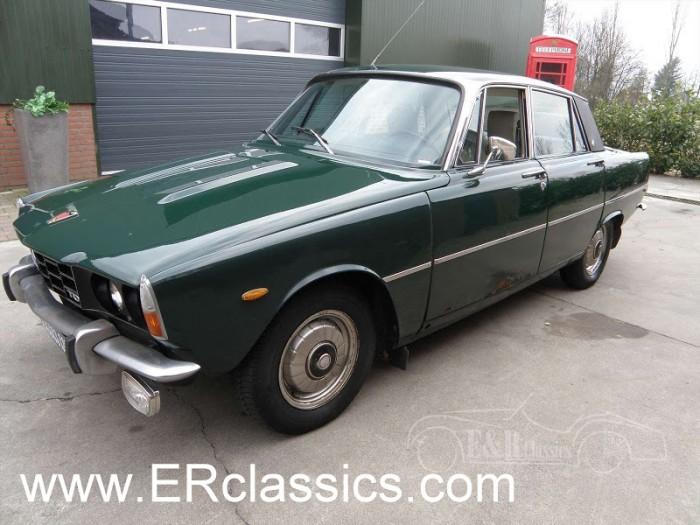 Rover 1977 a vendre
