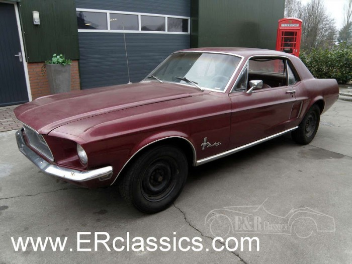 Ford 1968 a vendre