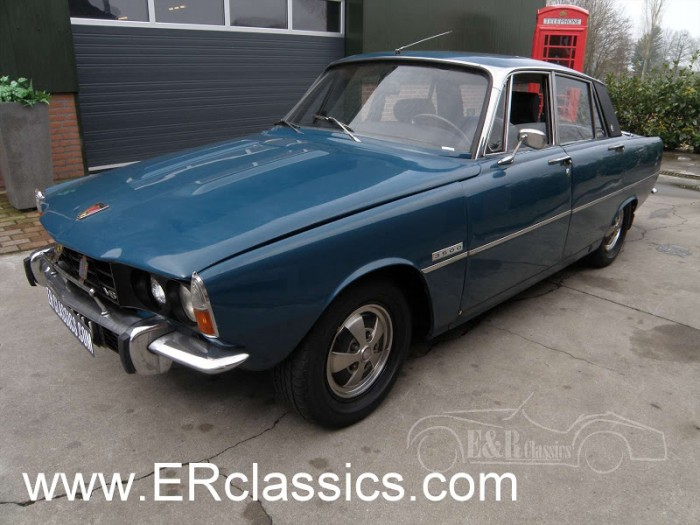 Rover 1972 a vendre