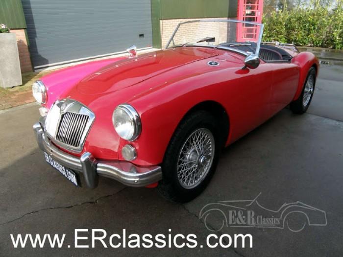 MG 1957 a vendre