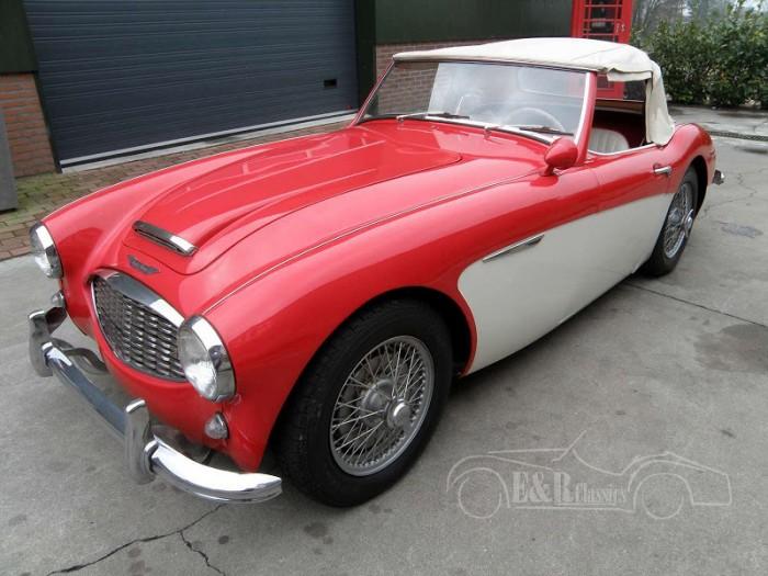 Austin Healey 1958 a vendre