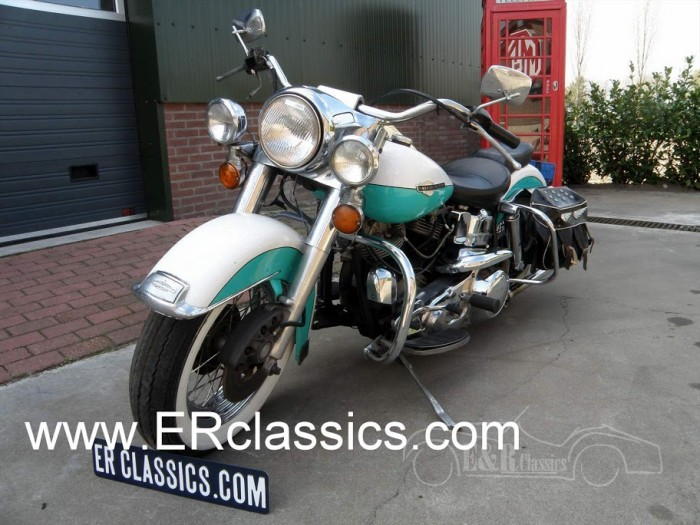 Harley Davidson 1972 a vendre