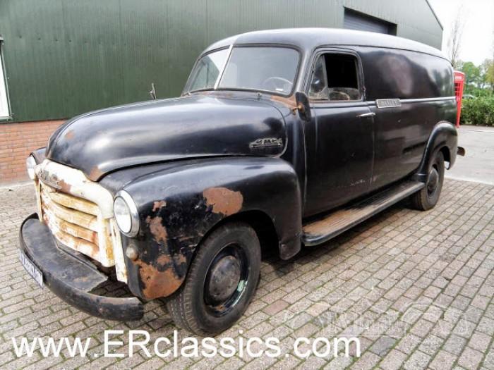 GMC 1952 a vendre