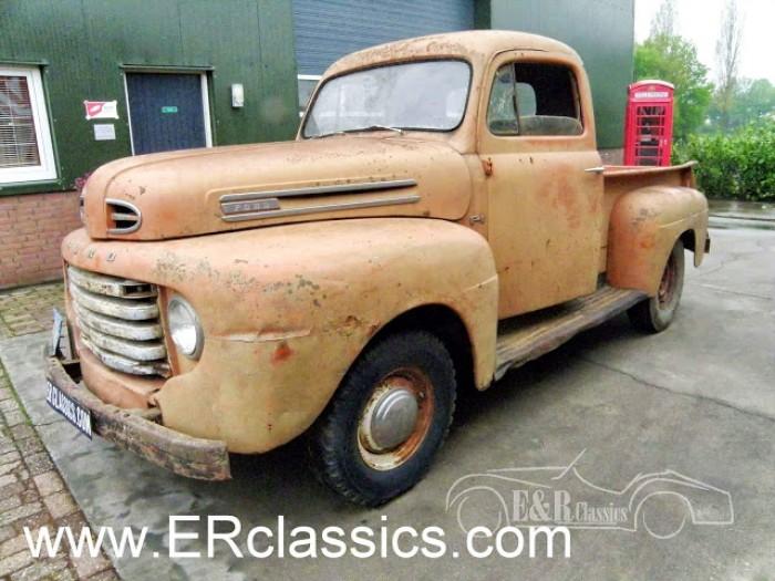 Ford 1949 a vendre