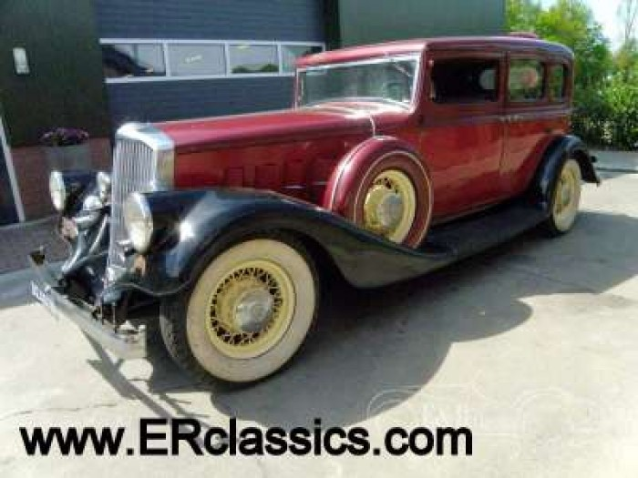 Pierce Arrow 1938 a vendre
