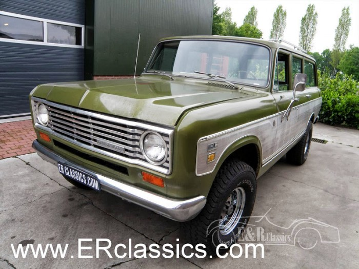 Jeep 1974 a vendre