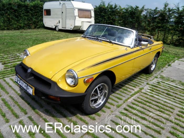 MG 1978 a vendre