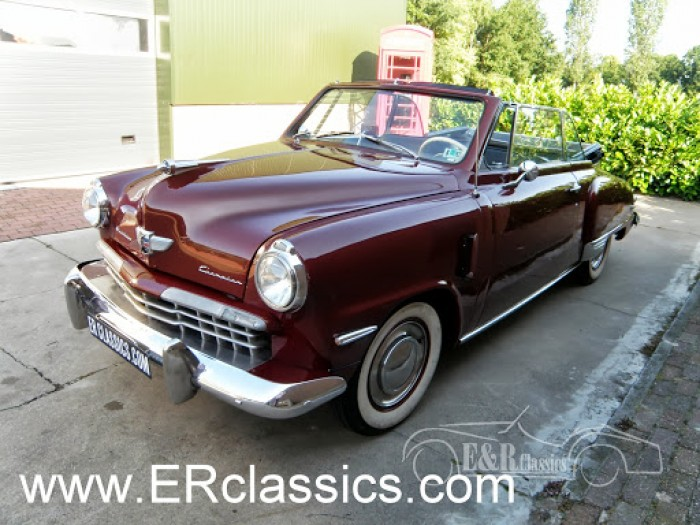 Studebaker 1949 a vendre