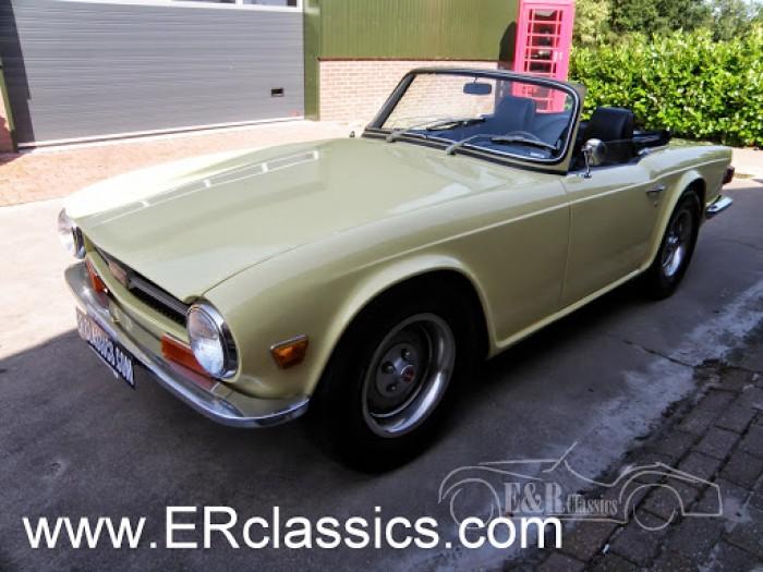 Triumph 1969 a vendre