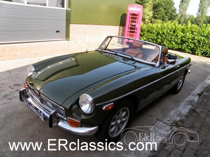 MG 1974 a vendre