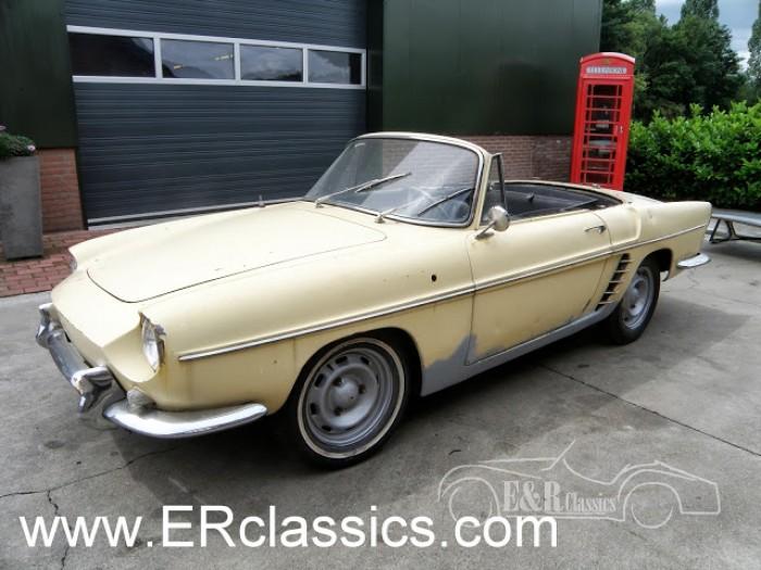 Renault 1962 a vendre