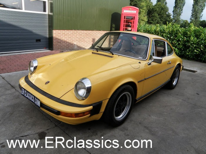 Porsche 1976 a vendre