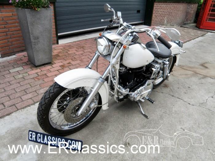 Harley Davidson 1974 a vendre