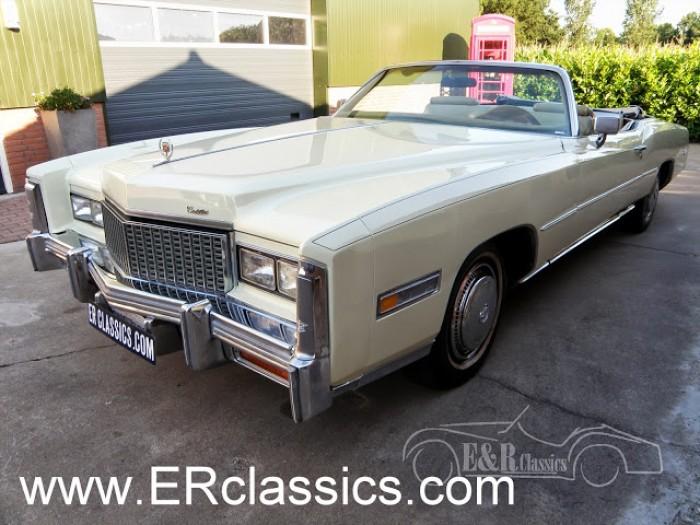 Cadillac 1976 a vendre