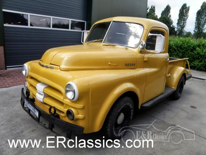 Dodge 1952 a vendre