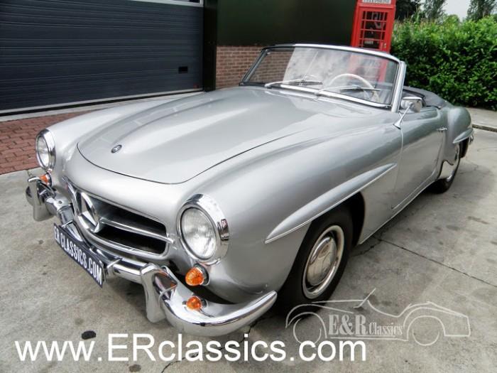 Mercedes 1960 a vendre