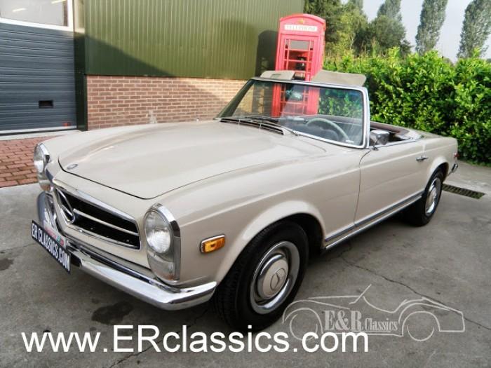 Mercedes 1966 a vendre