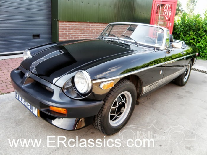 MG 1979 a vendre