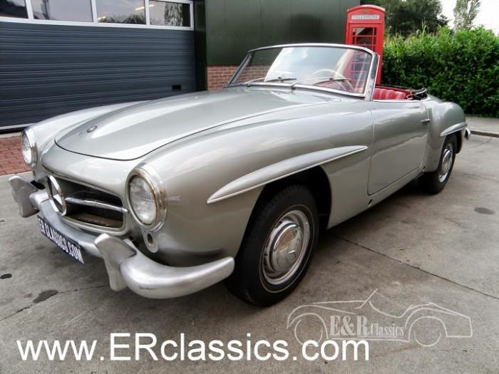 Mercedes 1957 a vendre