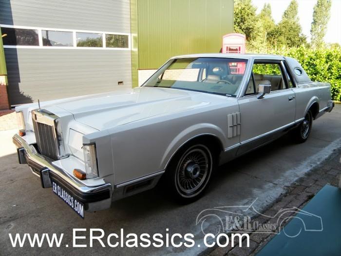 Lincoln 1979 a vendre