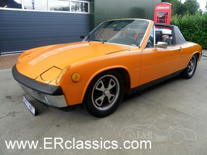 Porsche 1973 a vendre