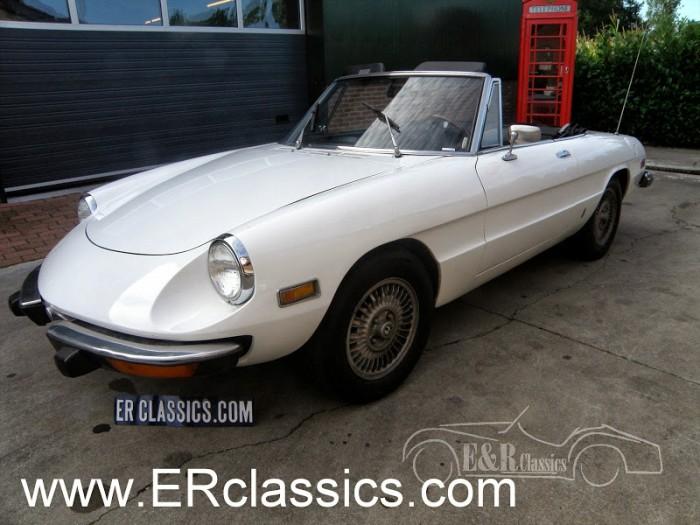 Alfa Romeo 1974 a vendre