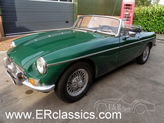 MG 1970 a vendre