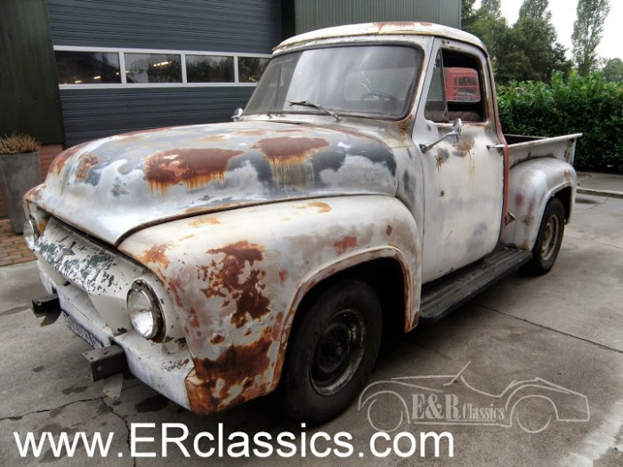 Ford 1954 a vendre