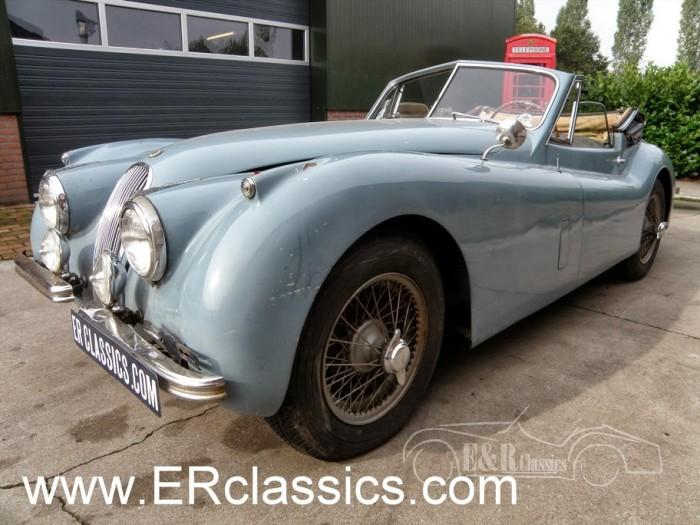 Jaguar 1954 a vendre