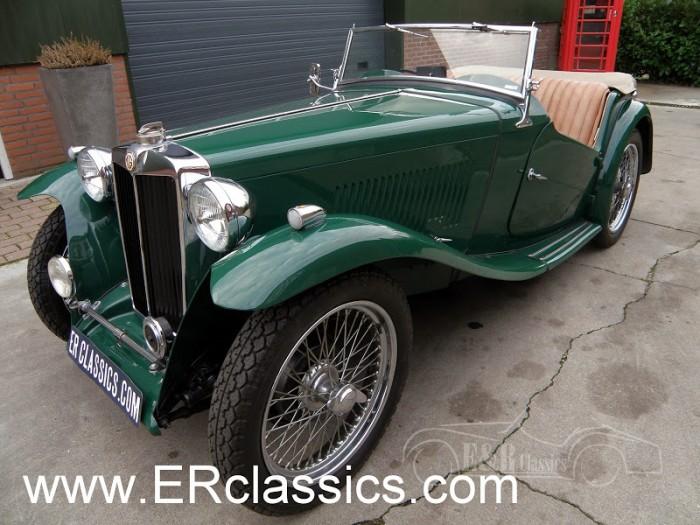 MG 1949 a vendre