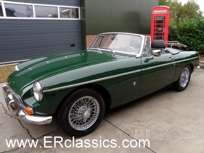 MG 1971 a vendre