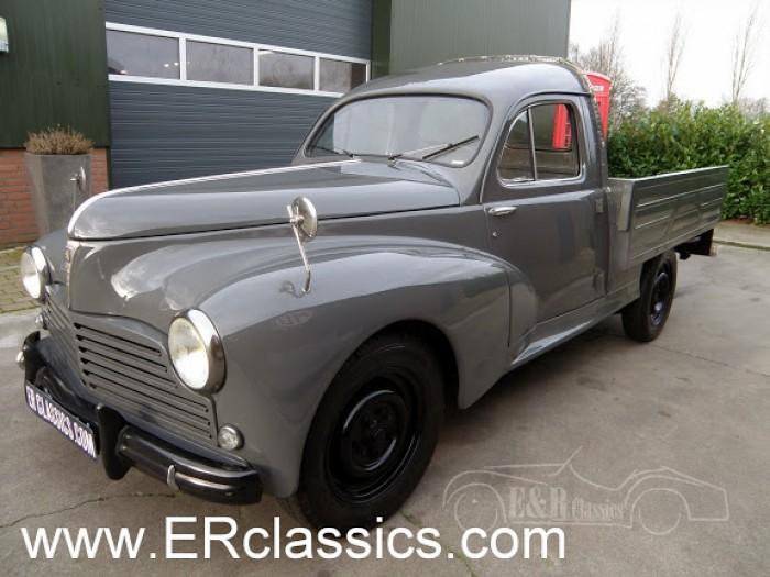 Peugeot 1955 a vendre