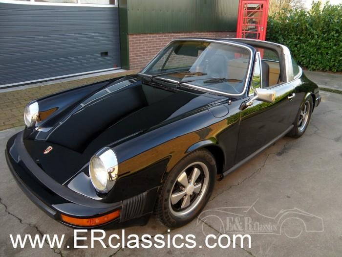 Porsche 1975 a vendre