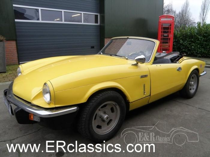 Triumph 1973 a vendre