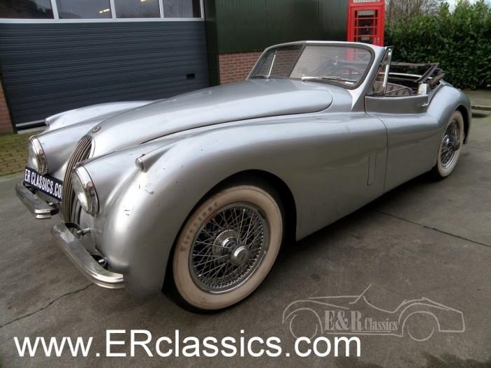 Jaguar 1953 a vendre