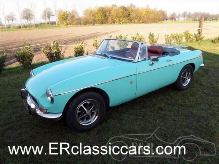 MG 1967 a vendre
