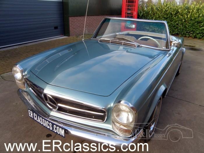 Mercedes 1967 a vendre
