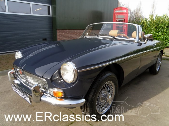 MG 1975 a vendre
