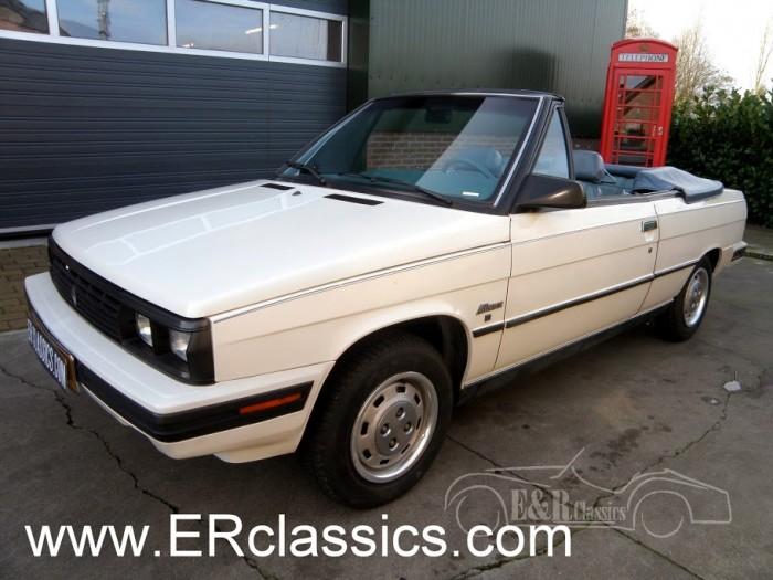 Renault 1986 a vendre