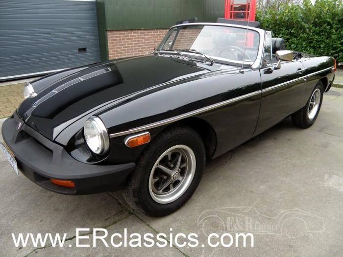 MG 1976 a vendre